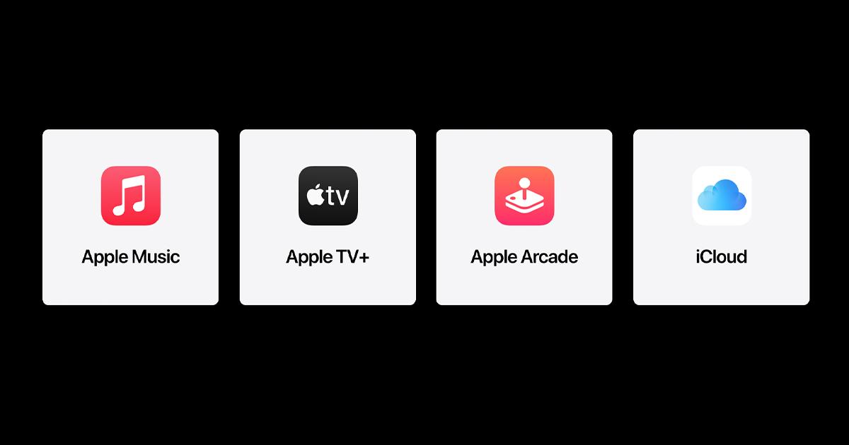 apple oneサービス